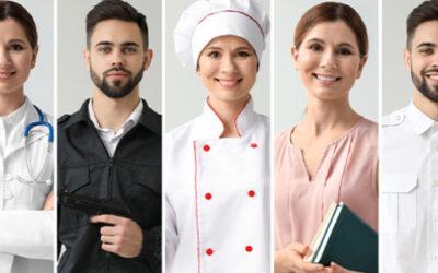 Arbeitnehmer in Deutschland bevorzugen den Mittelstand